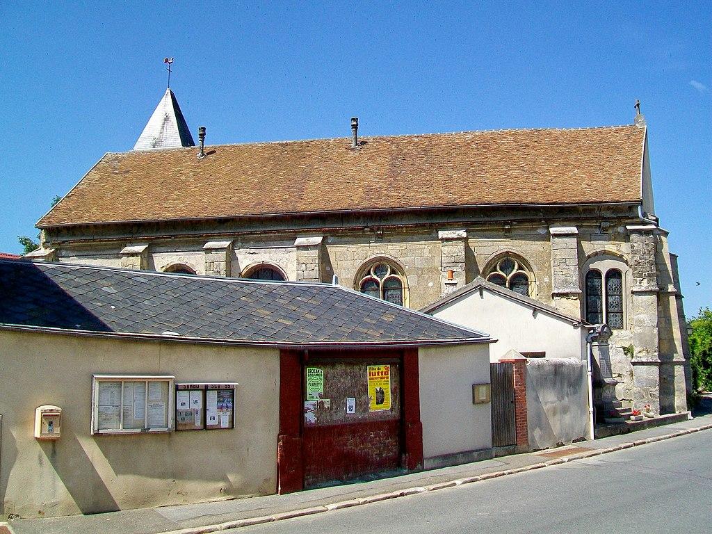 photo de Eglise Saint-Thomas-de-Cantorbery