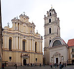Vilnius - Church of St. Johns 01.jpg