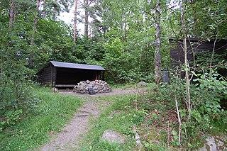Skåneleden walking path