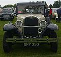 Vintage Limousine Front.JPG