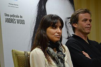 Violeta Went to Heaven - Francisca Gavilán and Andrés Wood.