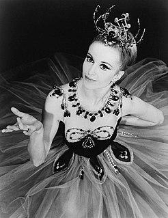 Violette Verdy ballerina and ballet teacher