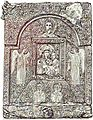 Virgin and Infant icon from Svaneti (Bernoville, 1875).JPG