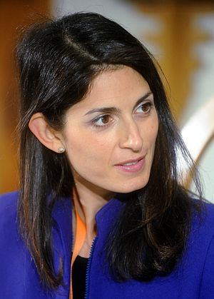 Virginia Raggi - Raggi in 2016