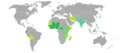 Visa requirements for Liberian citizens.png