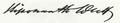 Vishwanath Datta (father of Swami Vivekananda) signature.png