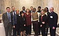Visiting with advocates from Michigan YMCAs. (33494061475).jpg