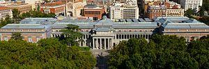 Paseo del Prado - Museo del Prado