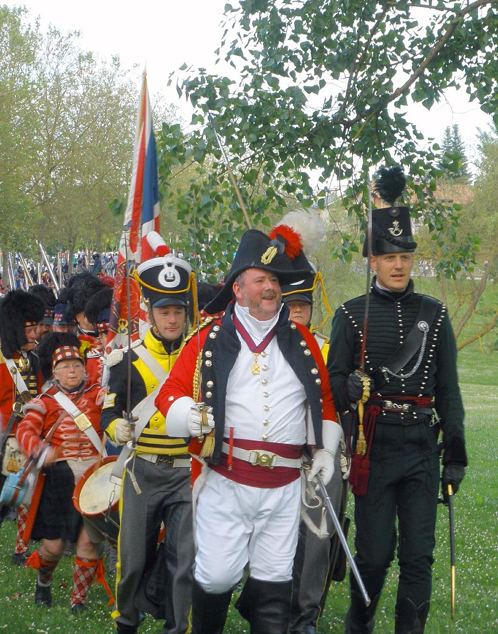 Vitoria - Recreación histórica de la Batalla de Vitoria, bicentenario 1813-2013 019