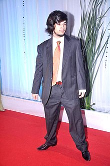 Vivaan Shah at Esha Deol's wedding reception 06.jpg