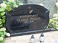 Vladas Švedas, kapas.JPG