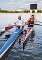 Vladimir Dolgov and Pavel Gromov 2.jpg