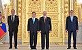 Vladimir Putin with Ambassadors to Russia (2018) 06.jpg