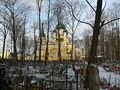 Volkovskoe cemetery Church of Saint Job 5.jpg