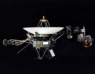 Interstellar medium - Voyager 1 is the first artificial object to reach the ISM