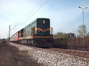 Makedonski Železnici