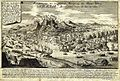 Vue generale du siege et bombardement de Gibraltar commentaire en allemand 1782.jpeg