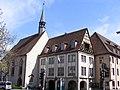 Würzburg - Bürgerspital zum Heiligen Geist (Straßenseite).JPG