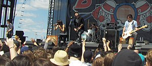 We Are the In Crowd - WATIC at Bamboozle 2011