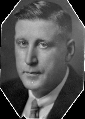 Wallace Warren Cross - Image: WW Cross