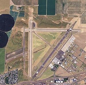 Walla Walla Regional Airport - 2006 USGS Orthophoto