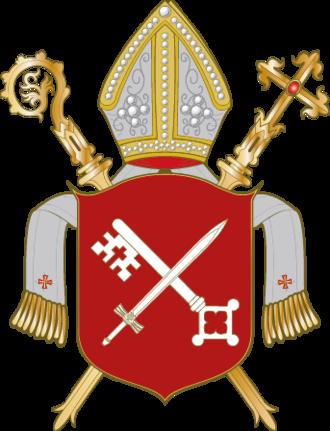 Bishopric of Naumburg-Zeitz - Coat of arms of the Prince-Bishopric of Naumburg