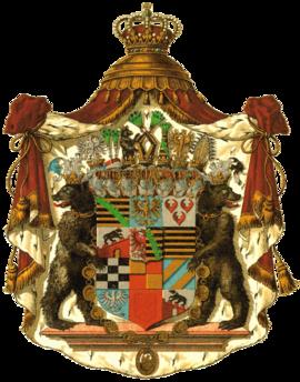 Joachim Ernst, Anhalt, Fürst