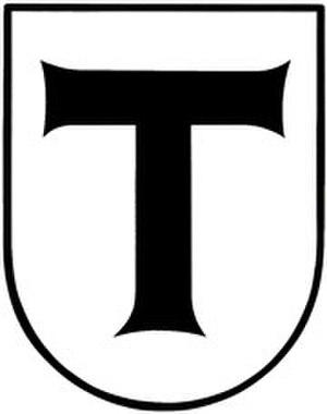 Wiesbaden-Dotzheim - Image: Wappen Dotzheim