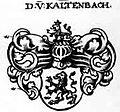 Wappen Kaltenbach C036 Siebmacher.JPG