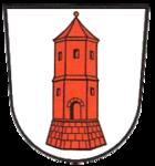 Das Wappen von Neuenbürg