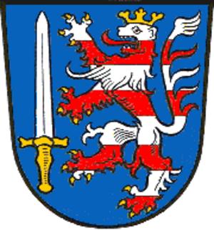 Alsfeld - Image: Wappen von Alsfeld