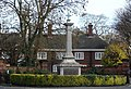 War Memorial, Church Street, Lenton - geograph.org.uk - 1045841.jpg