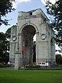 War Memorial, Victoria Park, Leicester - geograph.org.uk - 33685.jpg