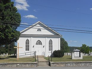 Warfordsburg Presbyterian Church Warfordsburg PA Presby.jpg