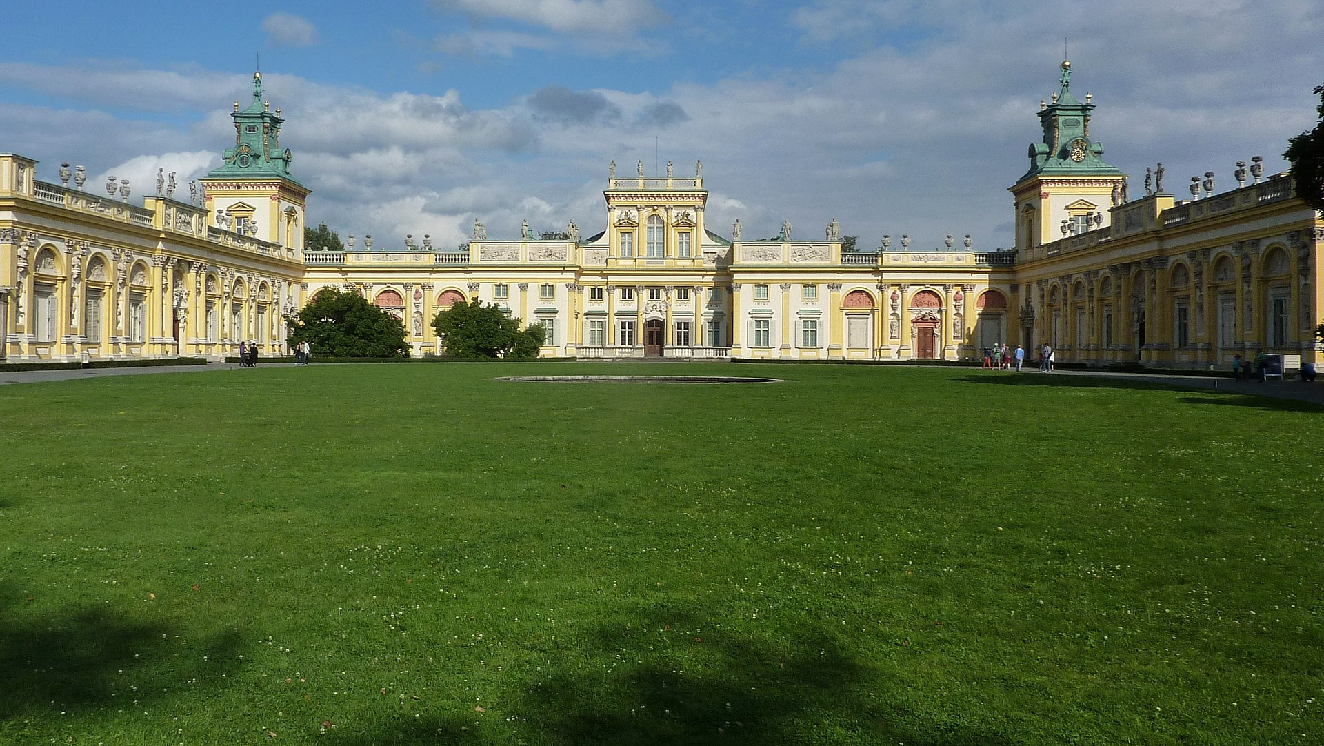 Warszawa. Pałac Wilanowski - panoramio.jpg