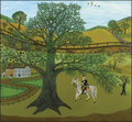 Washington Under the Council Tree by Joseph Pickett.png