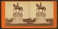 Washington equestrian statue, Public Garden, Boston, Mass, by Soule, John P., 1827-1904.png