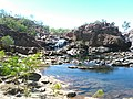 Waterfall in Edith Falls, Nitmiluk National Park, Katherine, Northern Territory, Australia, during Dry Season (4).jpg