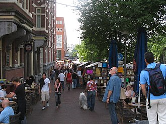 Waterlooplein - Waterlooplein flea market