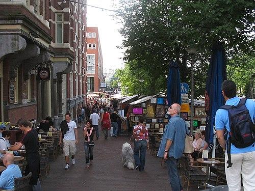 Thumbnail from Waterlooplein