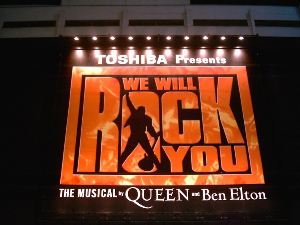 We Will Rock You (musical Tokyo)