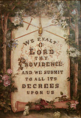 We exalt O Lord