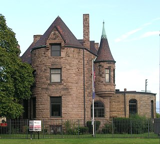 William H. Wells House historic house in Detroit, Michigan, USA