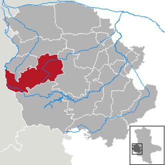 Störmthal - Image: Wernigerode in HZ