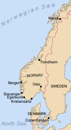 karta över narvik Operation Weserübung – Wikipedia karta över narvik