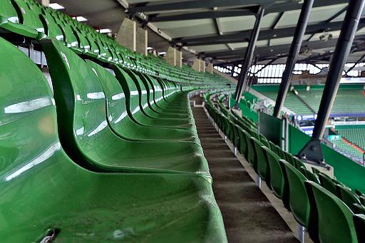 Weser Stadion Sitzplaetze 16-7-2014