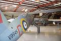 Westland Lysander Mk. IIIA RSide Behind wing FLAirMuse 29Aug09 (14413066649).jpg