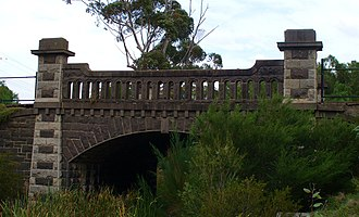 Westmeadows, Victoria - Westmeadows Bridge
