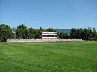 Williams Ephs - Image: Weston Field, Williamstown MA