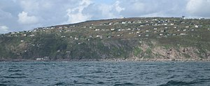 Whitsand Bay - Holiday cottages on the hill